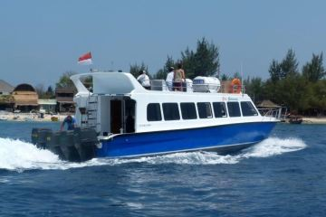 Bali Fast Boat To Gili Trawangan Has Reopened For Crossings