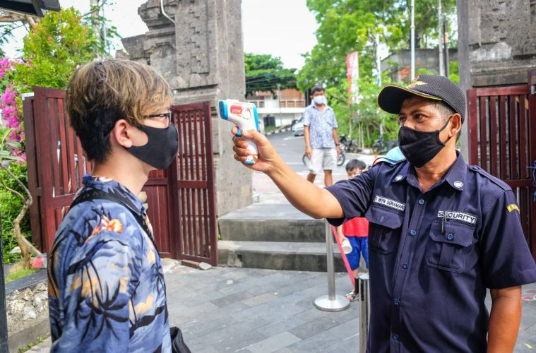 Bali Governor Optimistic In Reopening Borders for Tourism