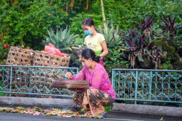 COVID-19 Recovery Rate Outpacing New Infection Rate In Bali