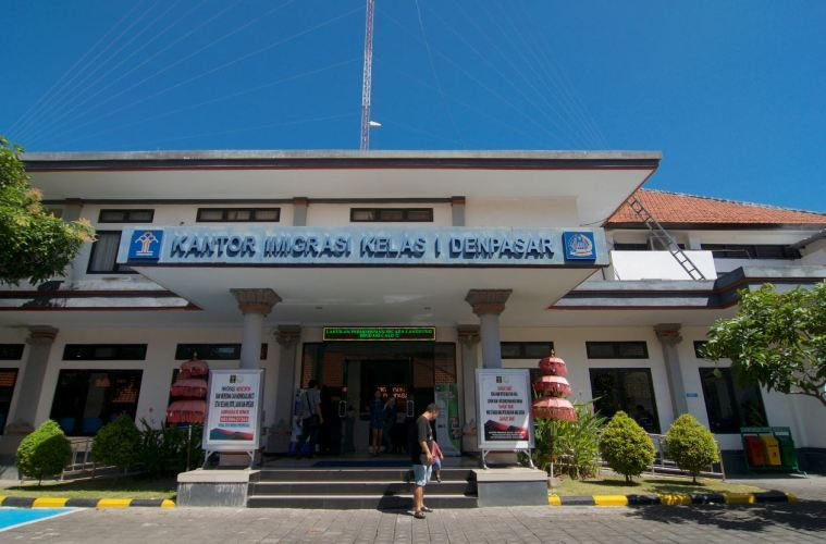 Four Foreigners Deported After Overstaying Visas In Bali