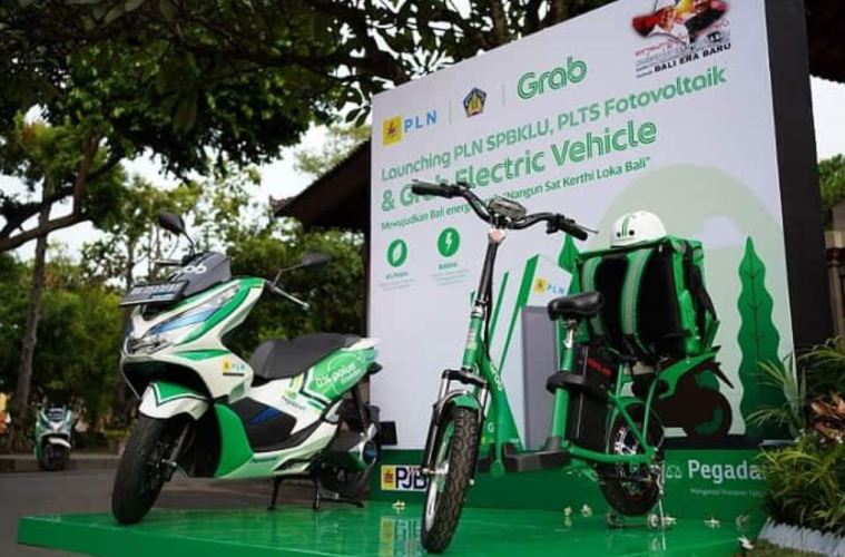 Grab Launches Electric Vehicles In Bali To Promote Sustainable Energy