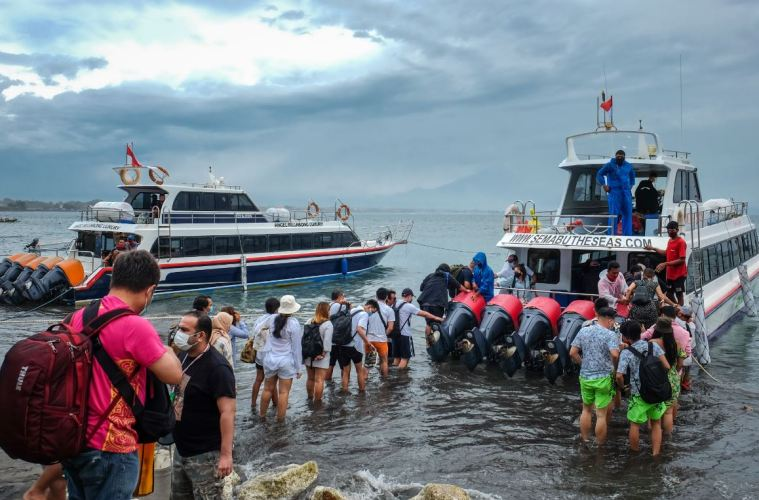 Sanur Port Increases Service To Nusa Penida After High Demand From Domestic Tourists