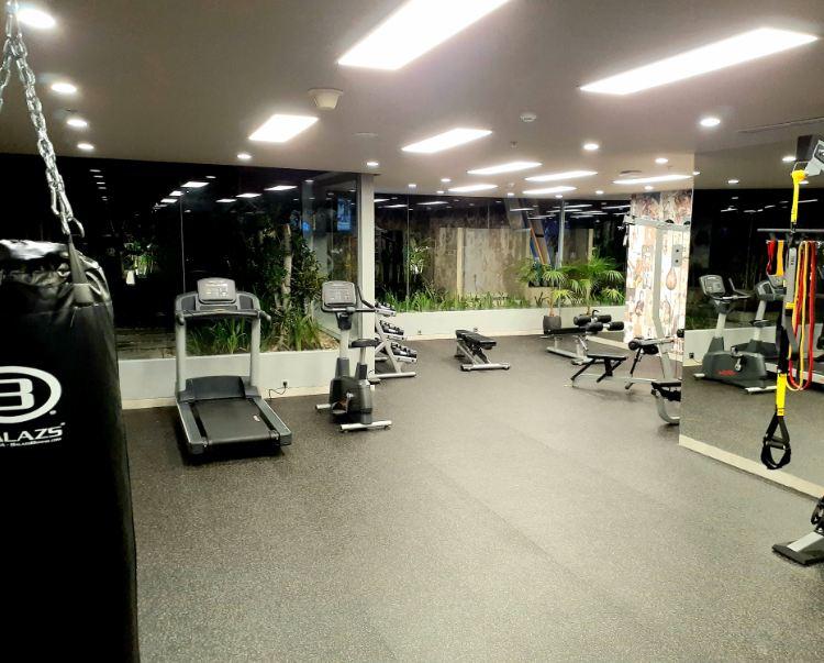 Mamaka Hotel Bali gym