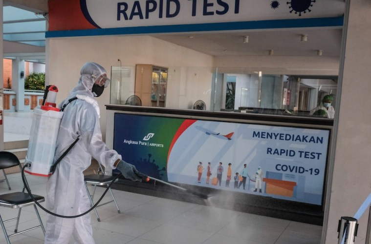 Bali Airport Adds Second Rapid Antigen Test Facility As Domestic Tourism Increases