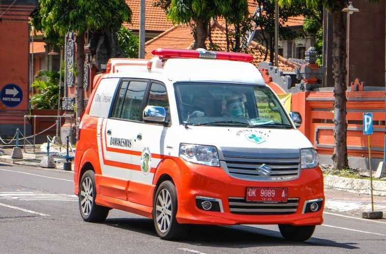 COVID-19 Cases Surge In West Bali Causing Death Of Father And Son