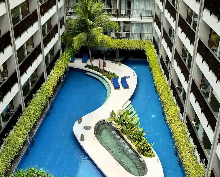 Four Points By Sheraton Kuta Lagoon Pool