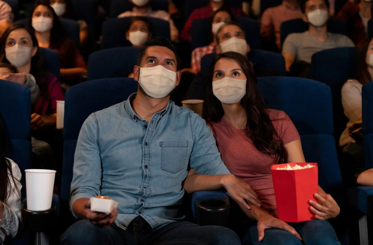 Movie Theaters Ready To Reopen in Denpasar