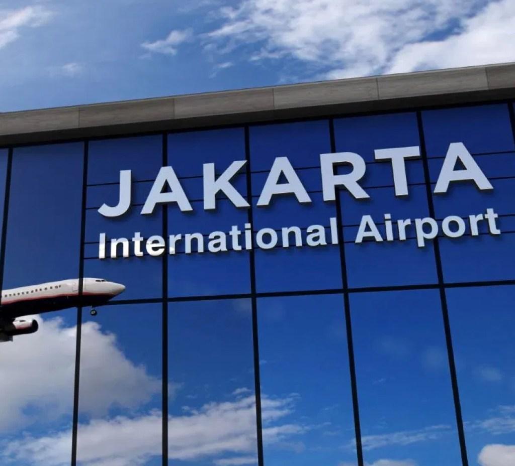 Jakarta international airport