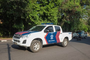 Suspect Arrested For Stealing Police Cellphone In Bali