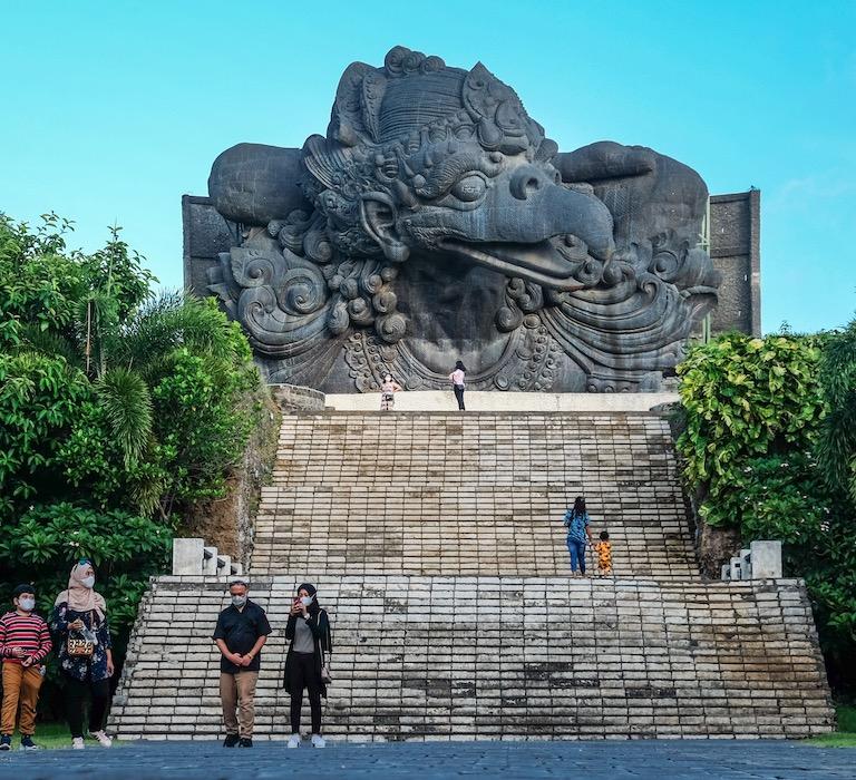domestic tourists in Bali