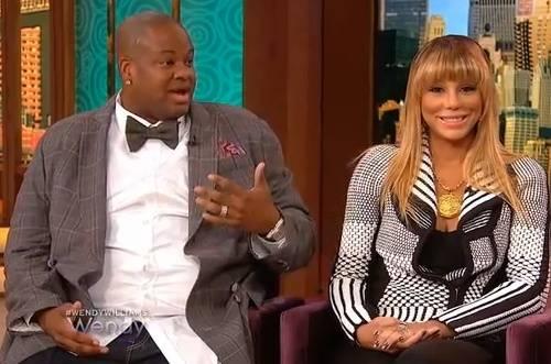 [Video] Tamar Braxton And Husband Vince Speak On Divorce ...