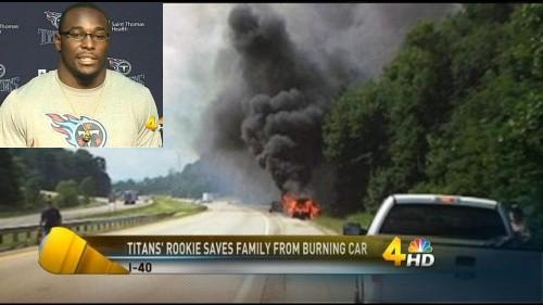 nfl-Jonathan-Tig-Willard-saves-family-car-fire