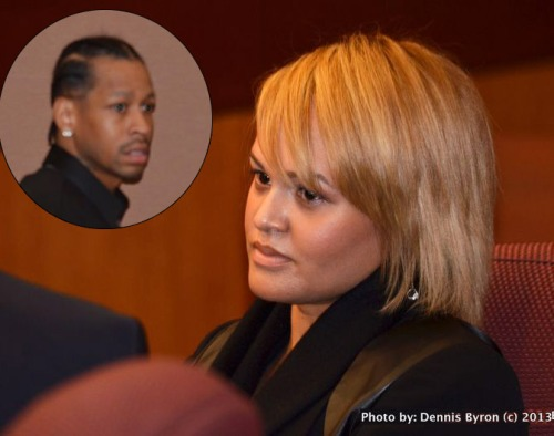 Allen Iverson's Ex-Wife Tawanna Asks Judge To Make Him Pay ...