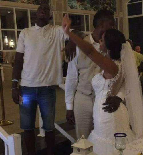 Victor-Oladipo-sings-Serenades-Bride-Groom-Wedding-video-