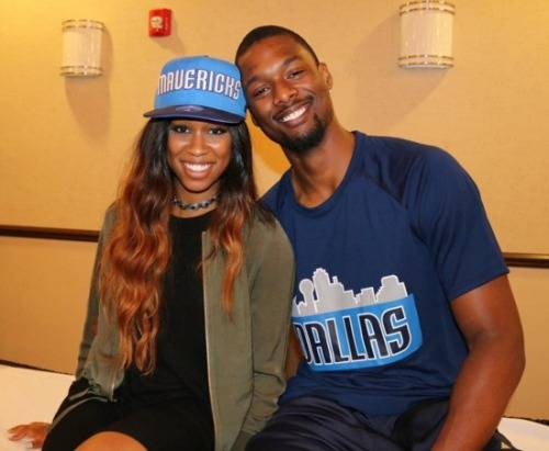 harrison-barnes-girlfriend-britt-johnson-engaged