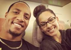 """Stephen A. Smith Speaks On NBA Coach David Fizdale's Wife: """"My Gawd, She's Something Special! (Video)"""
