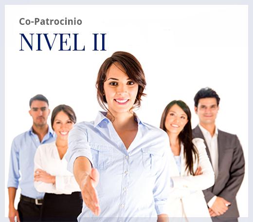 Co-patrocinio Nivel 2
