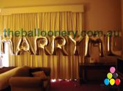 Proposal Balloons