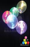 Spiral LED Balloons