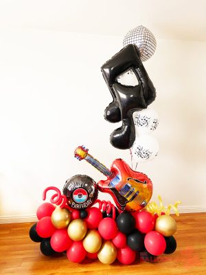 Music Balloon Bouquet