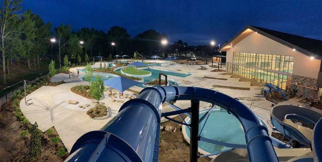Sand Mountain Water Park
