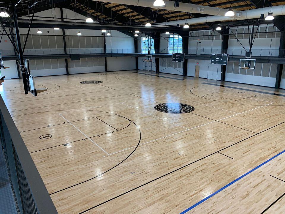 Sand Mountain Park Basketball Court