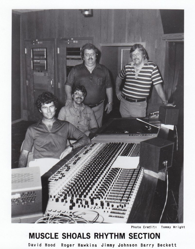 The Muscle Shoals Rhythm Section—Affectionally Known As &Quot;The Swampers&Quot;—Played Backing Instrumentals For Many Of The Hits Songs From The Second Half Of The 20Th Century. Photo Via Muscle Shoals Sound Studio On Facebook