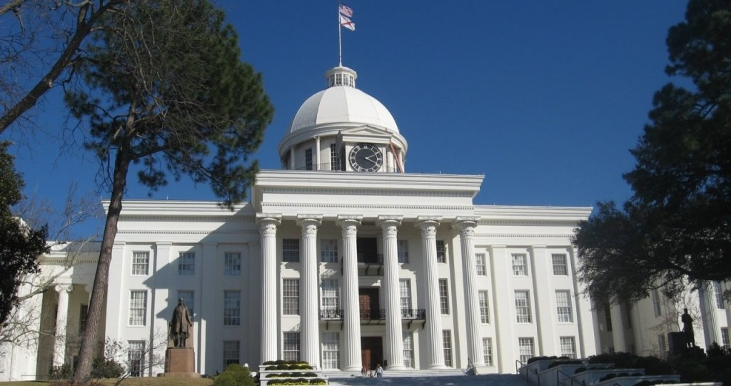 Alabama Senate Montgomery