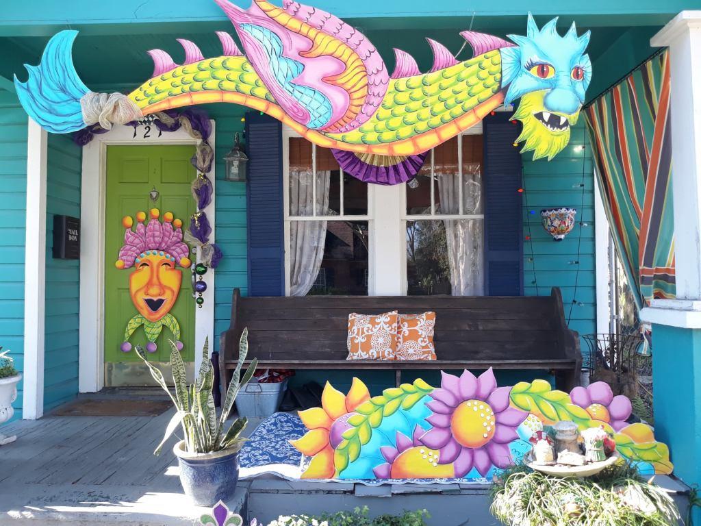 Mobile Porch Parade - Aquatic Theme