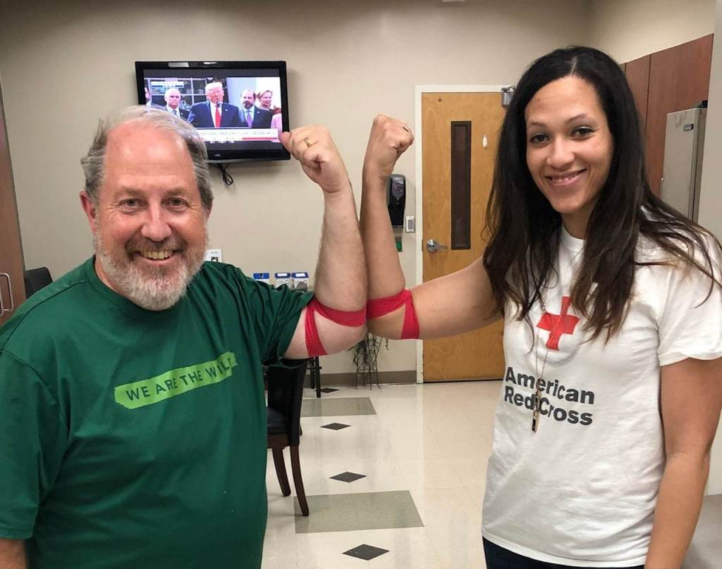 Red Cross Blood Donation Winter Storm Relief