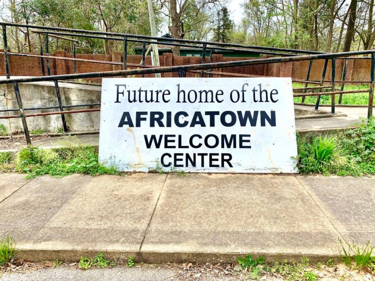 Africatown: research and construction underway for historical site