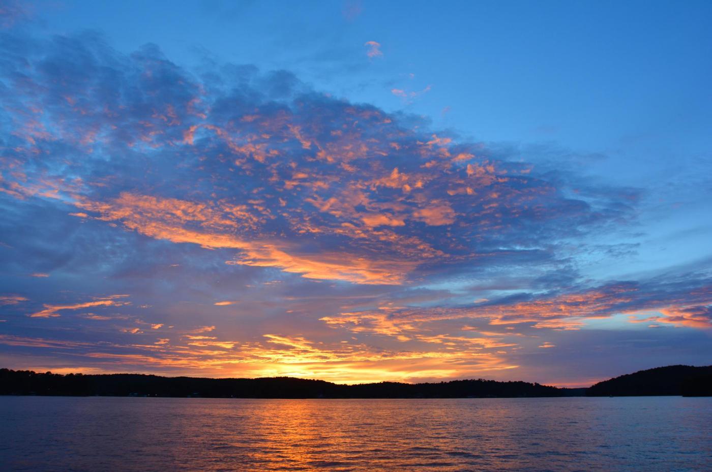 Sunsetting On Lake Martin