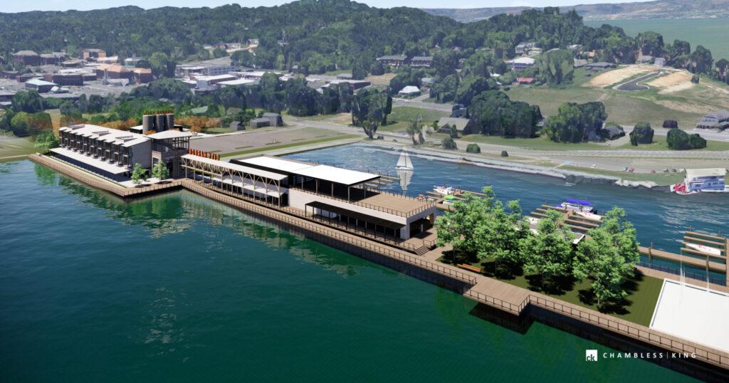 City Harbor At Lake Guntersville