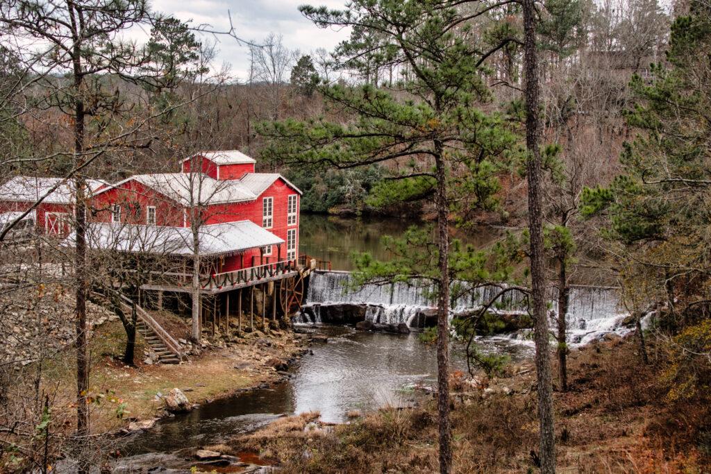 Yellowleaf Creek Mill, Chilton County