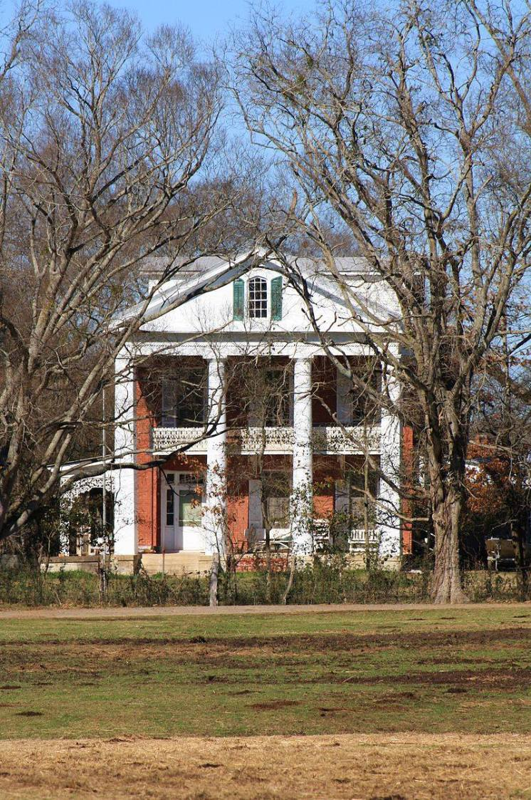 Alfred Hatch Place In Arcola, Al