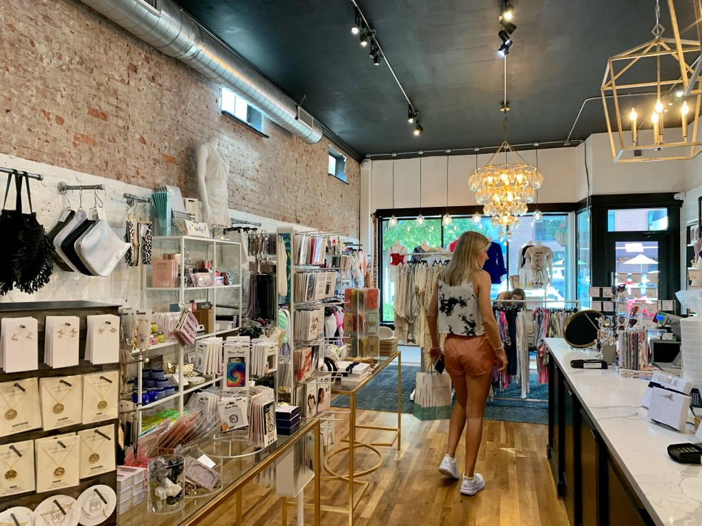 Inside Therapy Boutique