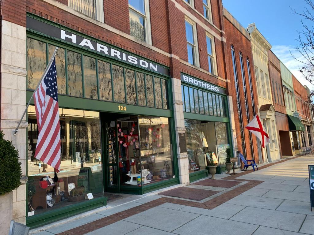 Harrison Brothers Huntsville Storefront