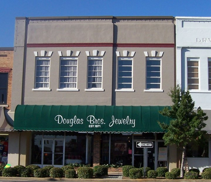 Douglas Brothers Jewlery Oldest Retail Stores