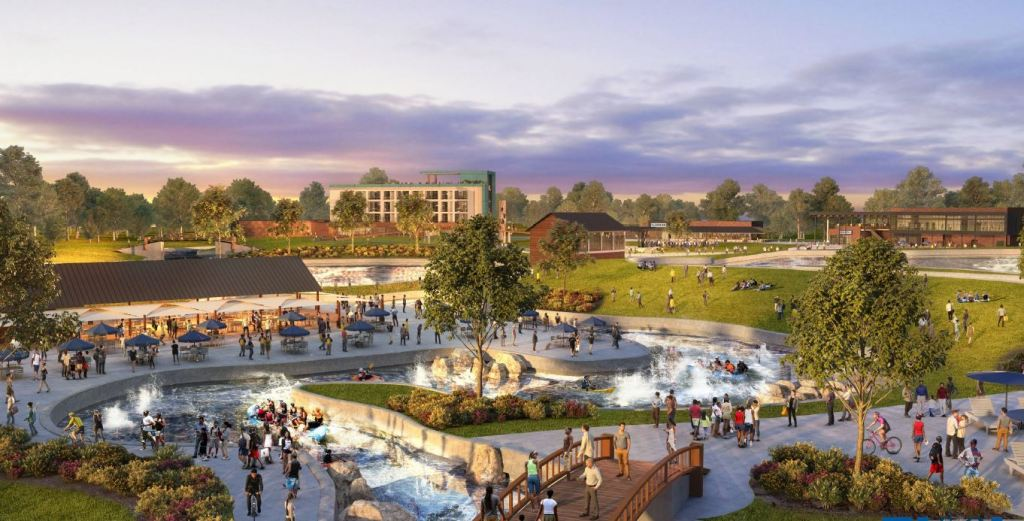 Whitewater Project, Montgomery