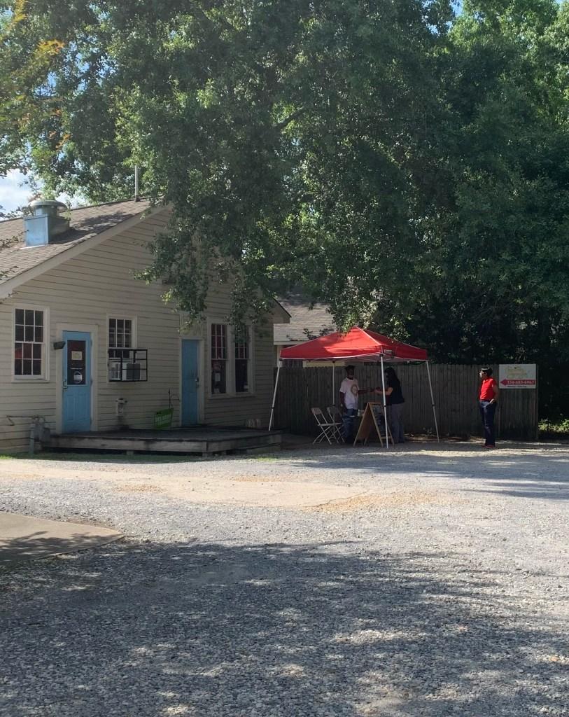 Montgomery Pizza Tent