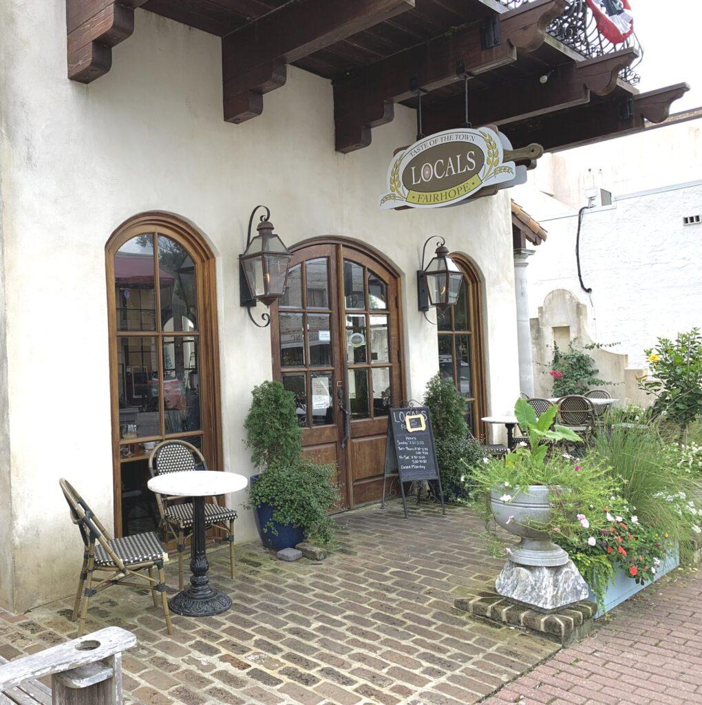 Locals Restaurant, Fairhope