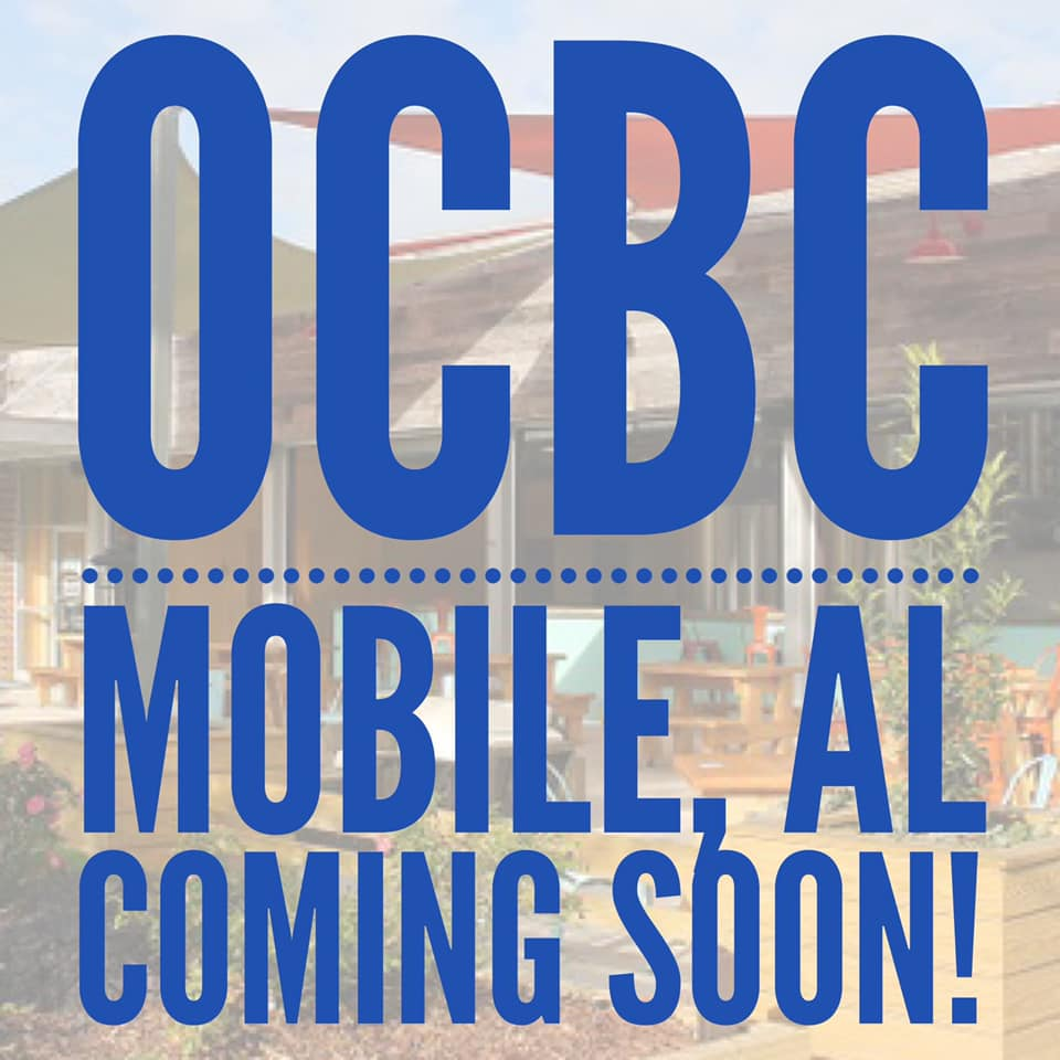 Ocbc Announcement Brewery Mobile Al, New Businesses In Mobile Al, Oyster City Brewing Co Mobile Al