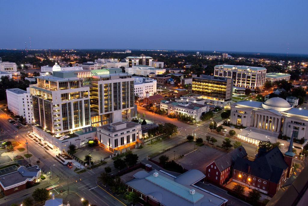 Montgomery Is Being Honored As One Of The 50 Most Innovative Cities In The World! Photo Via City Of Montgomery.