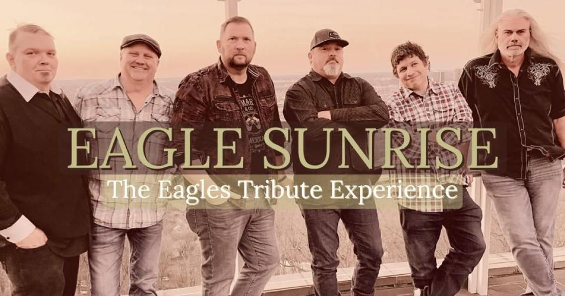 Eagle Sunrise Tribute Experience Photo.