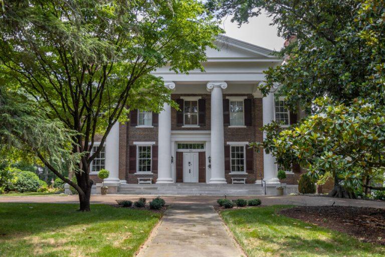 Take a tour of Huntsville's historic beautiful Twickenham District