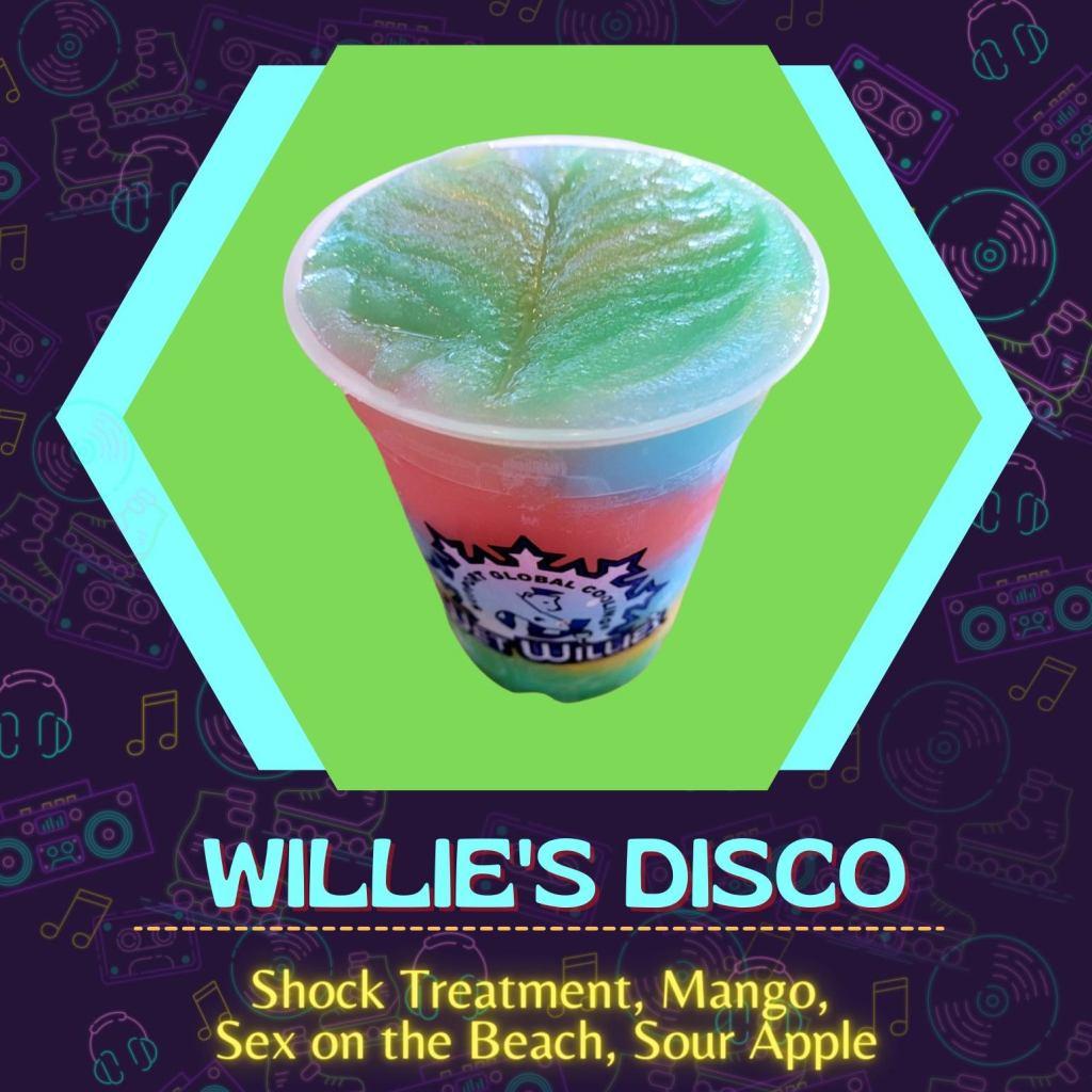 Willie'S Disco Info