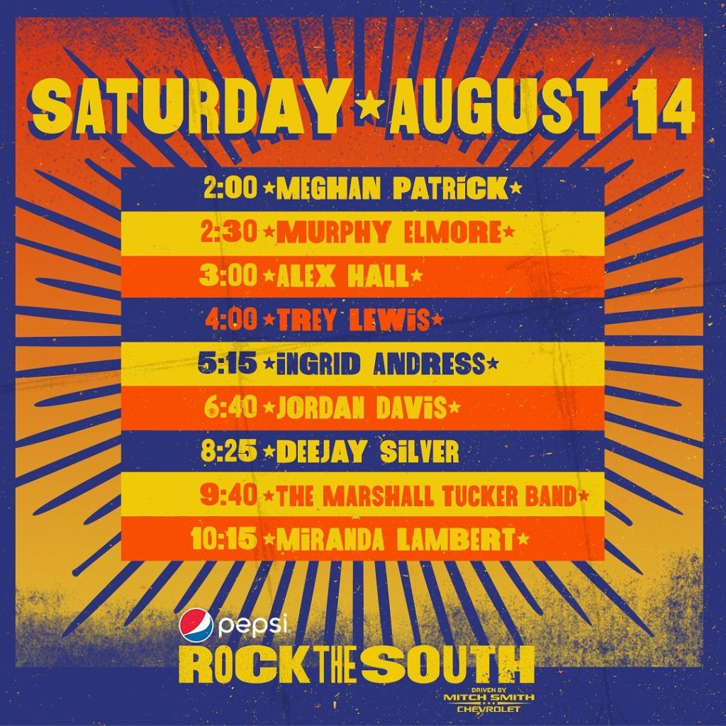 Rock The South