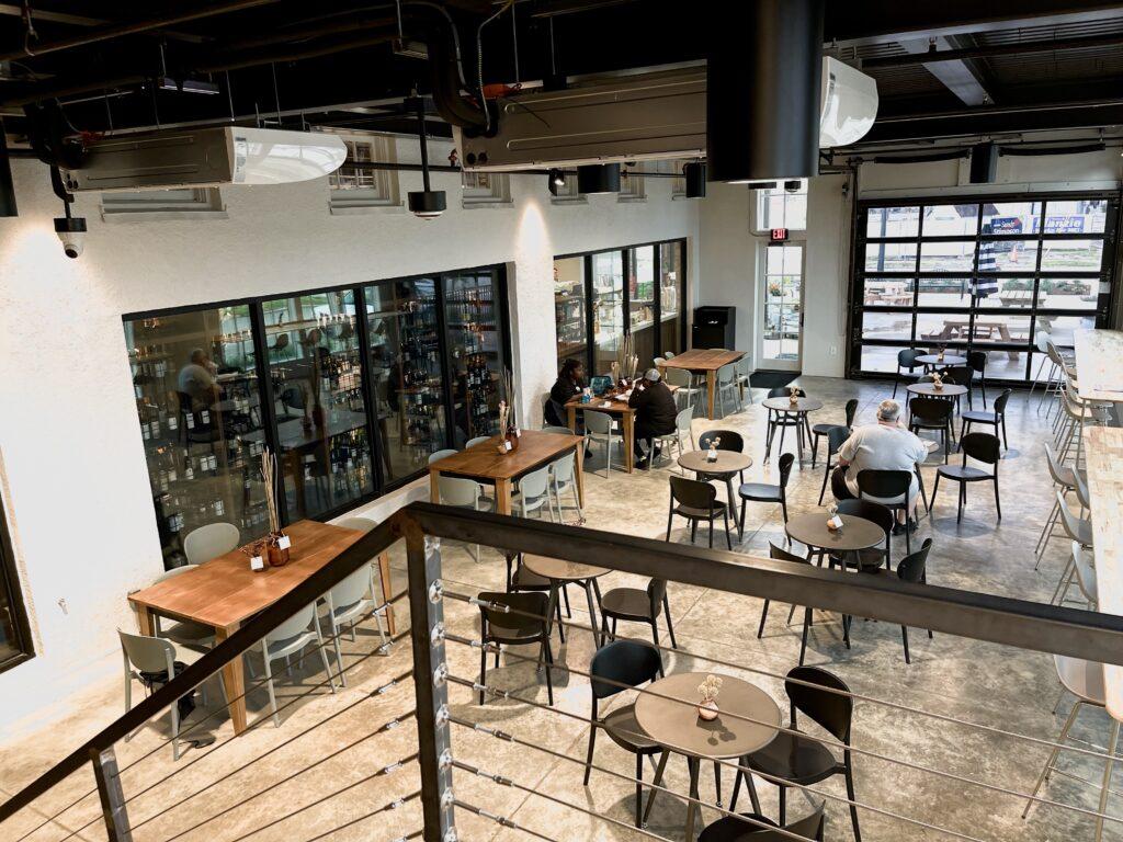 Greer'S St Louis Market Coffee Nook