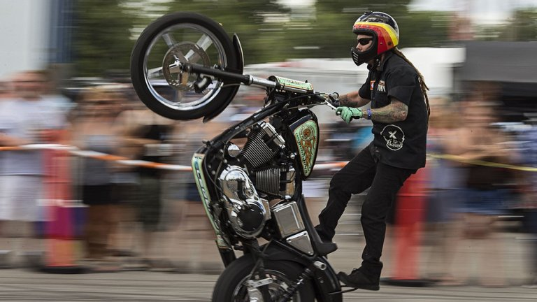 Thrilling Southern Sturgis Bike Week to Rock The Shoals