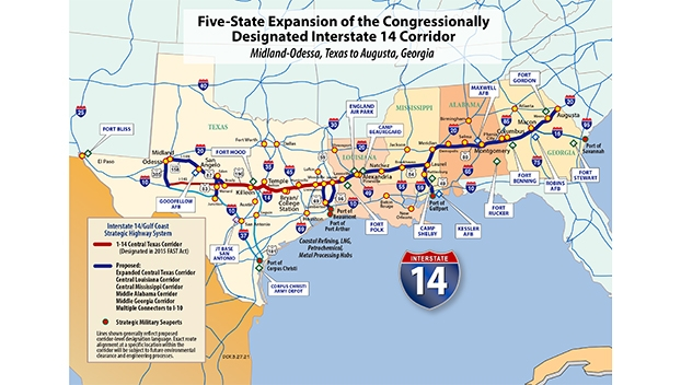 The Proposal For The New Interstate